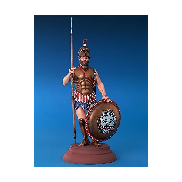 Ukraine ICM 16301 Viking with an AX and Shield 9TH Century Plastic Model KIT 1//16 Scale ICM