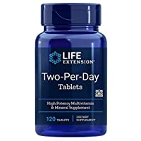Life Extension Two Per Day 120 Tablets