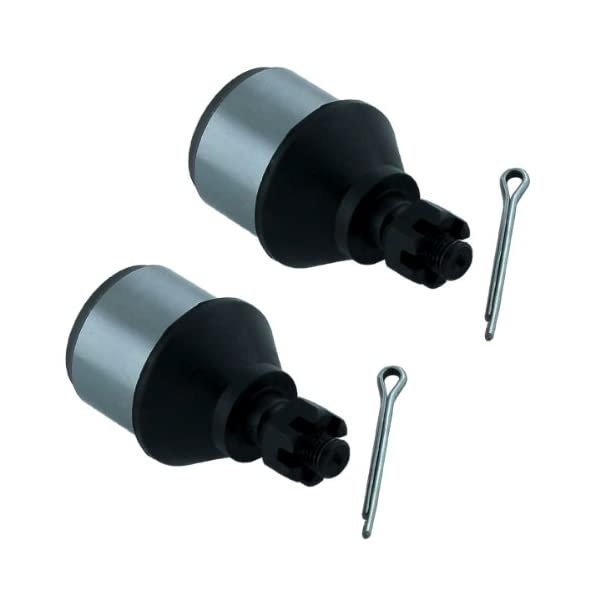 Iconic Racing Both Rear Wheel Bearings Compatible With 02-14 Polaris Sportsman 600 700 800 4x4 6x6 EFI X2 Forest Touring