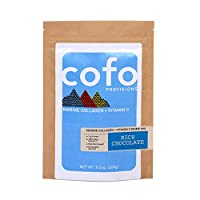Cofo Provisions Marine Collagen + Vitamin C Rich Chocolate Mix | USA Wild-Caught | Joint Bone Skin Support | Type 1 | 10g Collagen per Serving