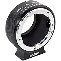 EOS to FX Lens Adapter Pro Focusing Infinity Focal Reducer Speed Booster with Optical Glass Adapter for Canon EOS EF Lens to /&for Fuji X Mount Cameras X100T,X-A2,XQ2,X-T10,X-Pro2,X-E2s