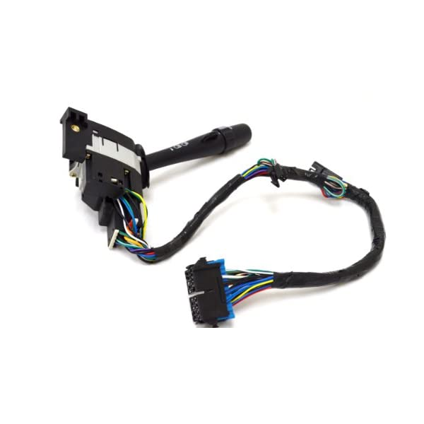 Turn Signal Hazard Warning Windshield Wiper Switch PT Auto Warehouse CBS-3495 without Cruise Control Combination Switch Dimmer