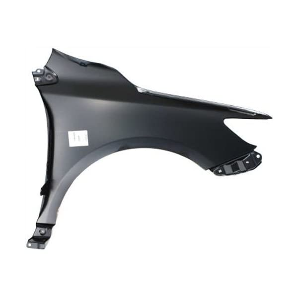 Crash Parts Plus Front Driver Side Primed Fender Replacement for 1998-2002 Toyota Corolla
