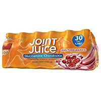 Joint Juice Supplement - Glucosamine and Chondroitin - 30 pk. - 8 oz. Bottles (Pack of 6)