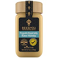 Bee and You Propolis Royal Jelly Raw Honey