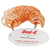 3-Point Products Oval-8 Finger Splints Sizing Set