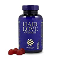 Biotin Gummies, Hair Growth Vitamins for Faster Hair Growth, Vitamin Gummies with Biotin 5000mcg, Nail Vitamins, Thickening Hair Vitamins, Thinning Hair Beard Regrowth, for Women and Men, 60 Gummies