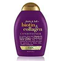 OGX Thick & Full + Biotin & Collagen Conditioner, 13 Ounce