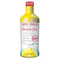 Simply Slender Master Cleanse - Lemonade 2-4 day Detox Diet with Maple Syrup, Cayenne and Lemon - Premixed Concentrate Thermogenic Fat and Calorie Burner (32 Ounces)