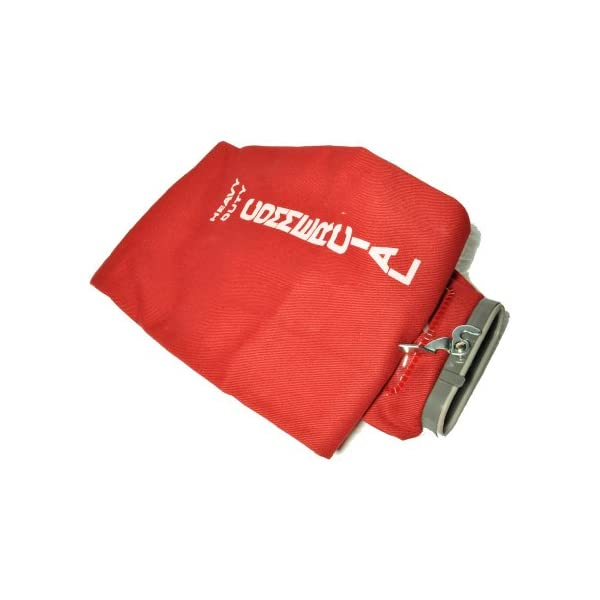 color Sanitaire Upright Vacuum Cleaner Cloth Outer Bag with full length zipper