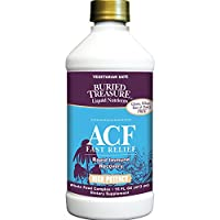 :Buried Treasure ACF Fast Relief Rapid Immune Recovery, 16 ounce (Pack of 2)