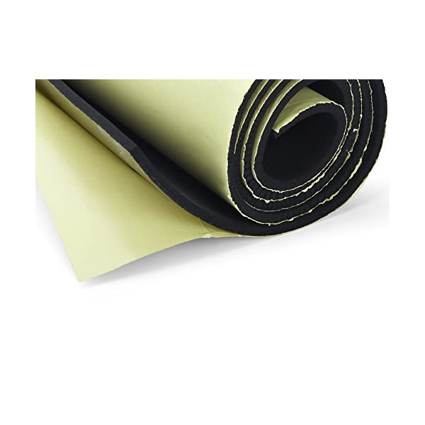 """Primode Sponge Neoprene Roll 1//8/"""" Thick 1//8/"""" Thick X 14/"""" Wide X 58/"""" Long For Multi Purpose Use"""