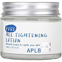 APLB Pore All Tightening Moisturizer 2.37 FL.OZ/Pore Care, Brightening, Tight Skin management, Skin Soothing, Reduce the signs of aging