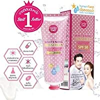 138ml.Sunscreen Lotion Cathy Doll Whitening Sunscreen L-Glutathione Magic Cream SPF 50 PA+++ - the next level of sunscreen protection moves beyond mere protection against the sun and UV rays,