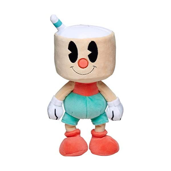 BCC940O17 33305 1 Video Games Themed Trading Card Bundle Funko Puphead: Cuphead x Collectible Plushies Plush