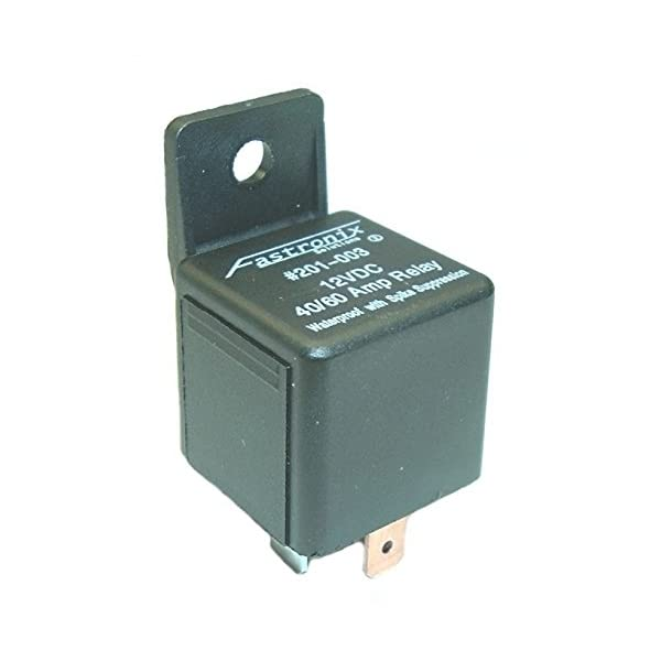 American Volt 4-pack Automotive 60 Amp Relay 5 Pin Socket Fan Headlight Switch 60a Wire Relays