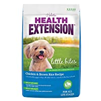 Health Extension Little Bites Dry Dog Food - Chicken and Brown Rice Recipe