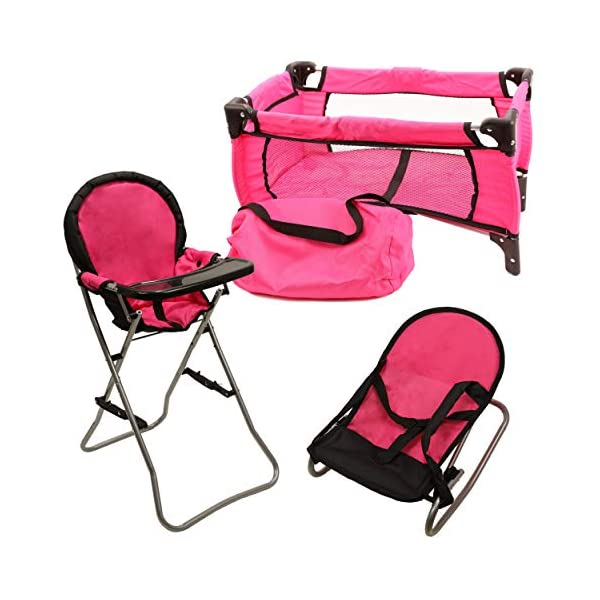 Mua Mommy Me 3 In 1 Baby Doll Accessories Mega Deluxe Playset