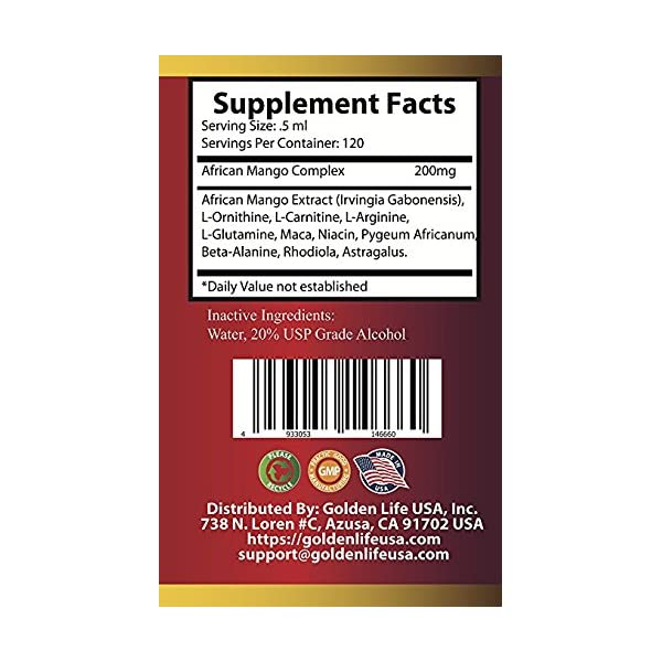 4 Ever Thermogenic Weight Loss Diet Drops Supplement for Women & Men, Best Thermogenic Fat Burner Product, 1 Appetite Control, Get Slim or Money Back Guarantee!