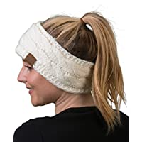 HW-6033-20a-25 Headwrap -Solid Ivory