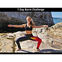 7 Day Barre Challenge
