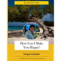 How can i make you happy: Unique cocktails from Horizons bar at the Amsterdam Manor Beach Resort (first)