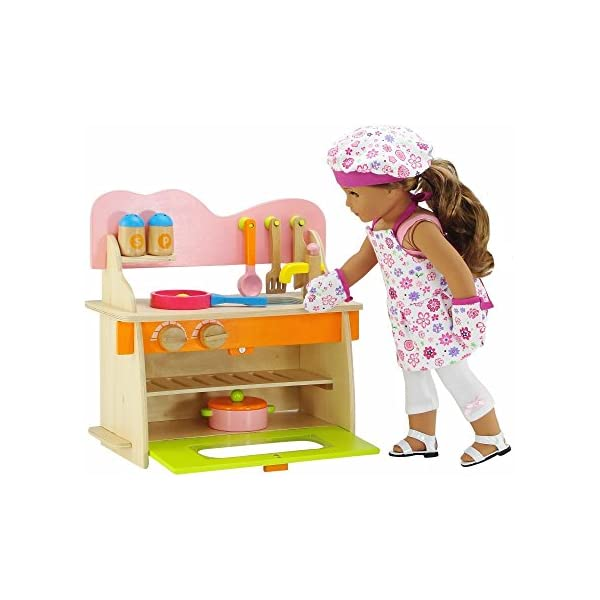 Doll Accessories Colorful Sofa Set Chair Desk Lamp Furniture Toys Fit for Barbie