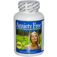 Ridgecrest, Anxiety Free, 60 Count