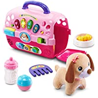 VTech Care for Me Learning Carrier, Pink (Frustration Free Packaging)