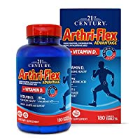 21st Century Arthriflex Advantage Tablets, 180Count