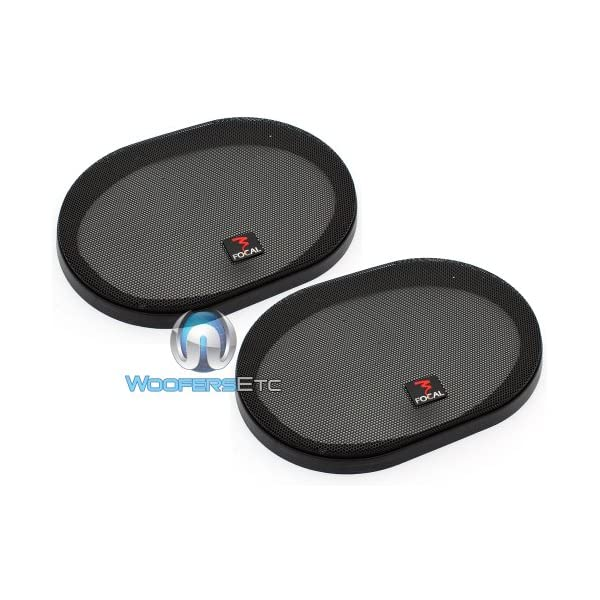 Focal 4 Inch Paired Grills for Focal Compatible Speakers FocalGrills