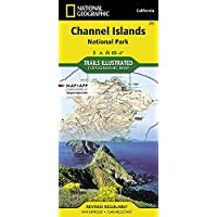 Channel Islands National Park (National Geographic Trails Illustrated Map)