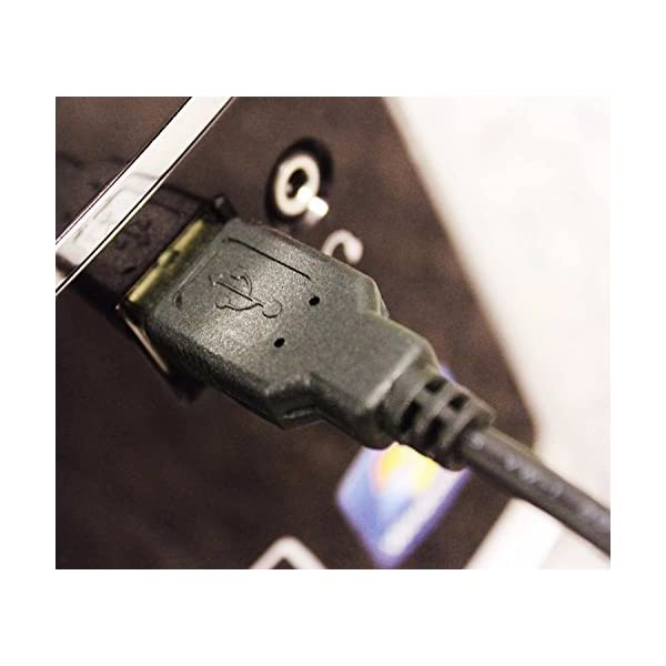 RP10JUL1423696 ReadyPlug USB Cable Compatible with HP Officejet Pro 8620 E-All-in-One Printer 10 Feet, Black