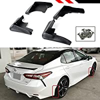 Cuztom Tuning for 2018 Toyota Camry LE SE XLE XSE Carbon Fiber Side Mirror Cover Cap Trim Pair