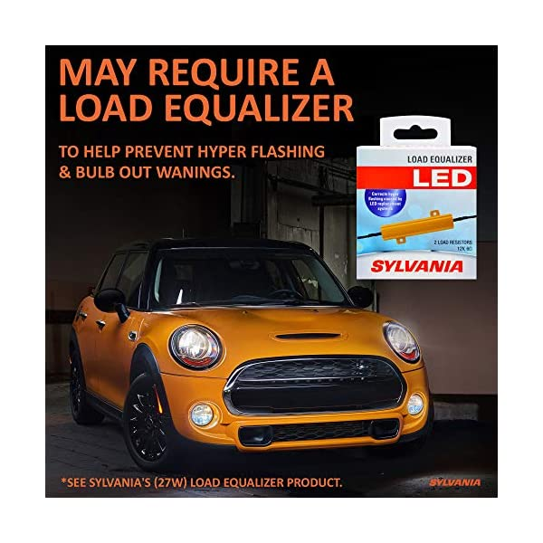 Contains 2 Bulbs Map and License Plate Ideal for Interior Lighting Bulb Dome 578 Long Life Miniature SYLVANIA