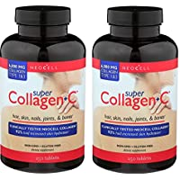 Neocell Collagen Super+C 250 Tablets ( 2 Pack )