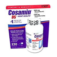 Cosamin® DS Exclusive Formula, 230 Capsules