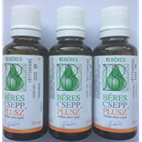 Beres Drops Plus Physical Activity Immune Support System Vitamin 3 x 30ml