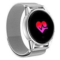 FSM88 Smart Sports Watch, Multifunction Activity Trackers, Blood Pressure Monitoring with Heart Rate IP67 Waterproof Treatment for Sports & Outdoors