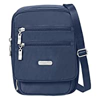 Baggallini Journey Crossbody Travel Bag, Pacific, One Size