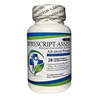 Prescript-Assist Light 60 Cap -Soil microflora Probiotic and Prebiotic for Children and Adults, Previous Formula