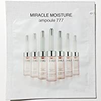 30 X Ohui Miracle Moisture Ampoule 777 1ml. Super Saver Than Normal Size
