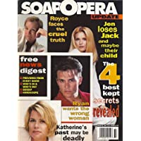 Melissa and Scott Reeves, Terry Lester, Mary Beth Evans, Matt Crane, Susan Diol, How Much Sex Is Too Much Sex? - August 10, 1993 Soap Opera Update Magazine