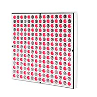 SGROW 45W Red Led Light Therapy Deep Red 660nm and Near Infrared 850nm Led Light Therapy Panel-FDA Cleared