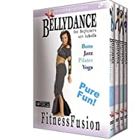 Bellydance for Beginners with Suhaila: Fitness Fusion - 4 Volume Gift Set