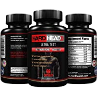Male Testosterone Booster - Maximum Strength - Improves Mood - Stamina - Endurance - Supports Bodybuilding - Promotes Metabolism and Weight Loss