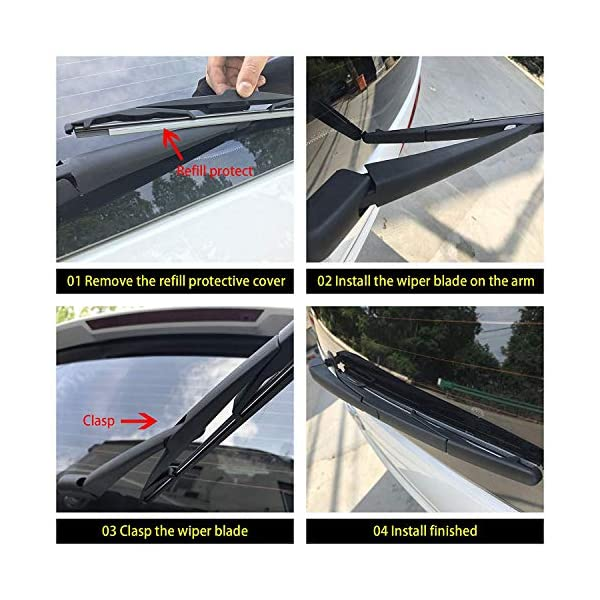 Fits Kia Forte5 2014 To 2017 Hatchback Lift Supports Qty 2