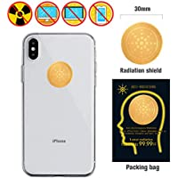 EMF Protection Cell Phone Sticker Anti Radiation Shield EMR Blocker (1)
