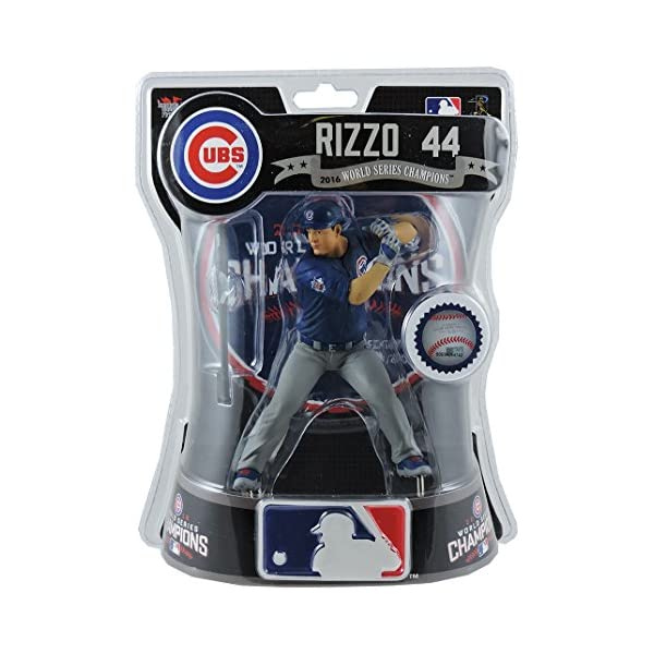 SP Images Anthony Rizzo Chicago Cubs Bobblehead FOCO Stadium Lights LE //2018