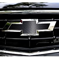 Strong Stick On Emblem Badge Replacement for Chevrolet Sierra 07-17 Silverado and Suburban Tahoe Ford F150 Dodge Ram Nissan Titan Truck 3x Texas Edition Emblems